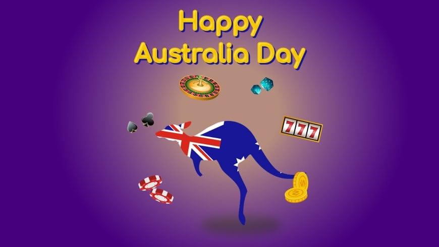 Celebrate Australia Day 2021 at the Best Australian Online Casinos