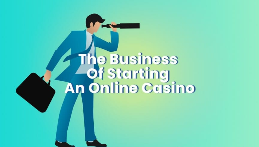 The business of starting an online casino in Australia