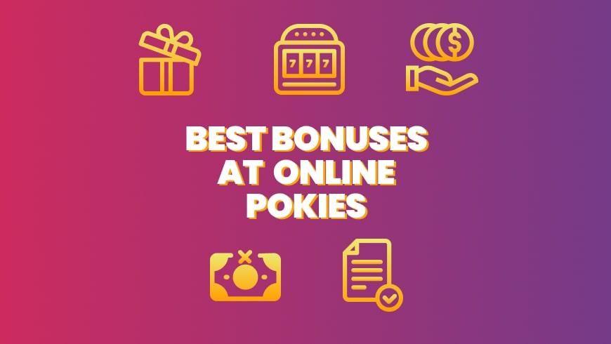 The Best Bonuses At Australian Online Casinos