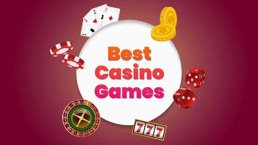 PLAY THE BEST GAMES AUSSIE CASINOS OFFER