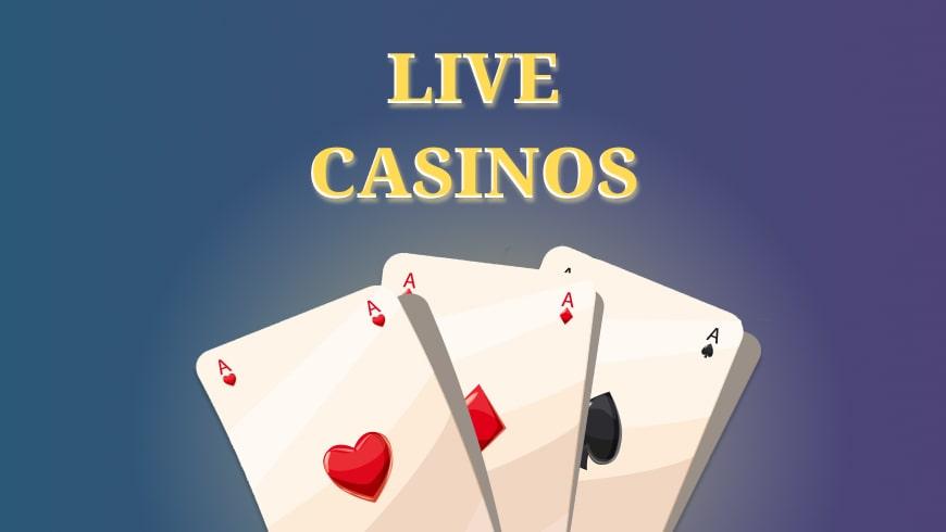 Play Live At Australian Online Casinos