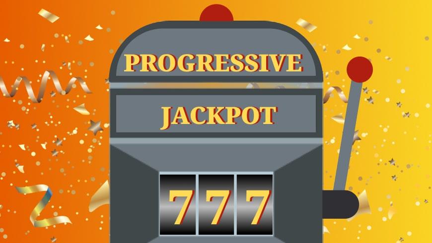 Progressive Jackpot Online Pokies