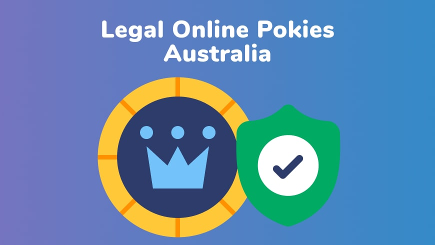 Legal Online Pokies Australia