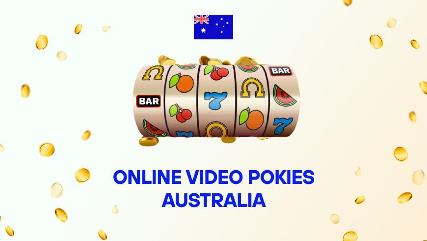 Online video pokies Australia