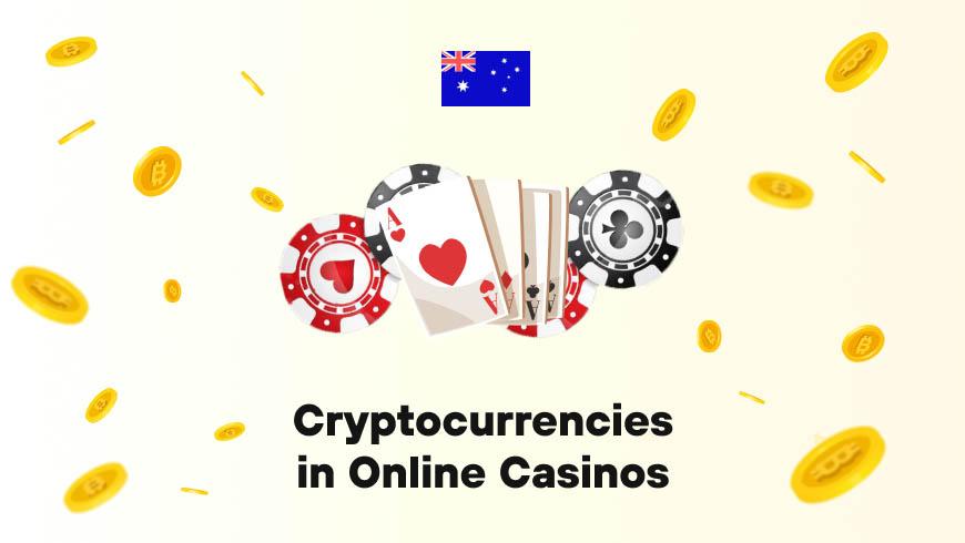Cryptocurrencies in Online Casinos